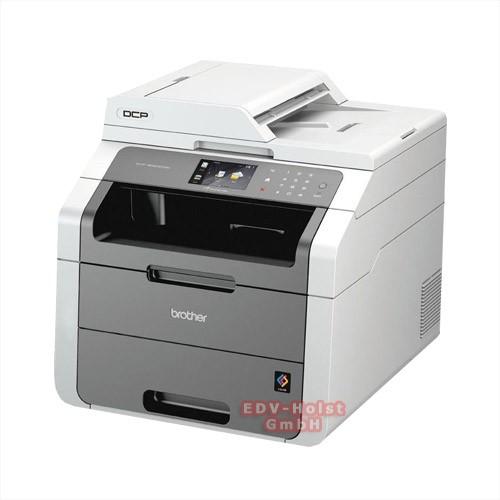 Brother DCP-9020cdw, DCP-9020cdw, ca. 7.500 Seiten gedruckt, gebraucht/ DT